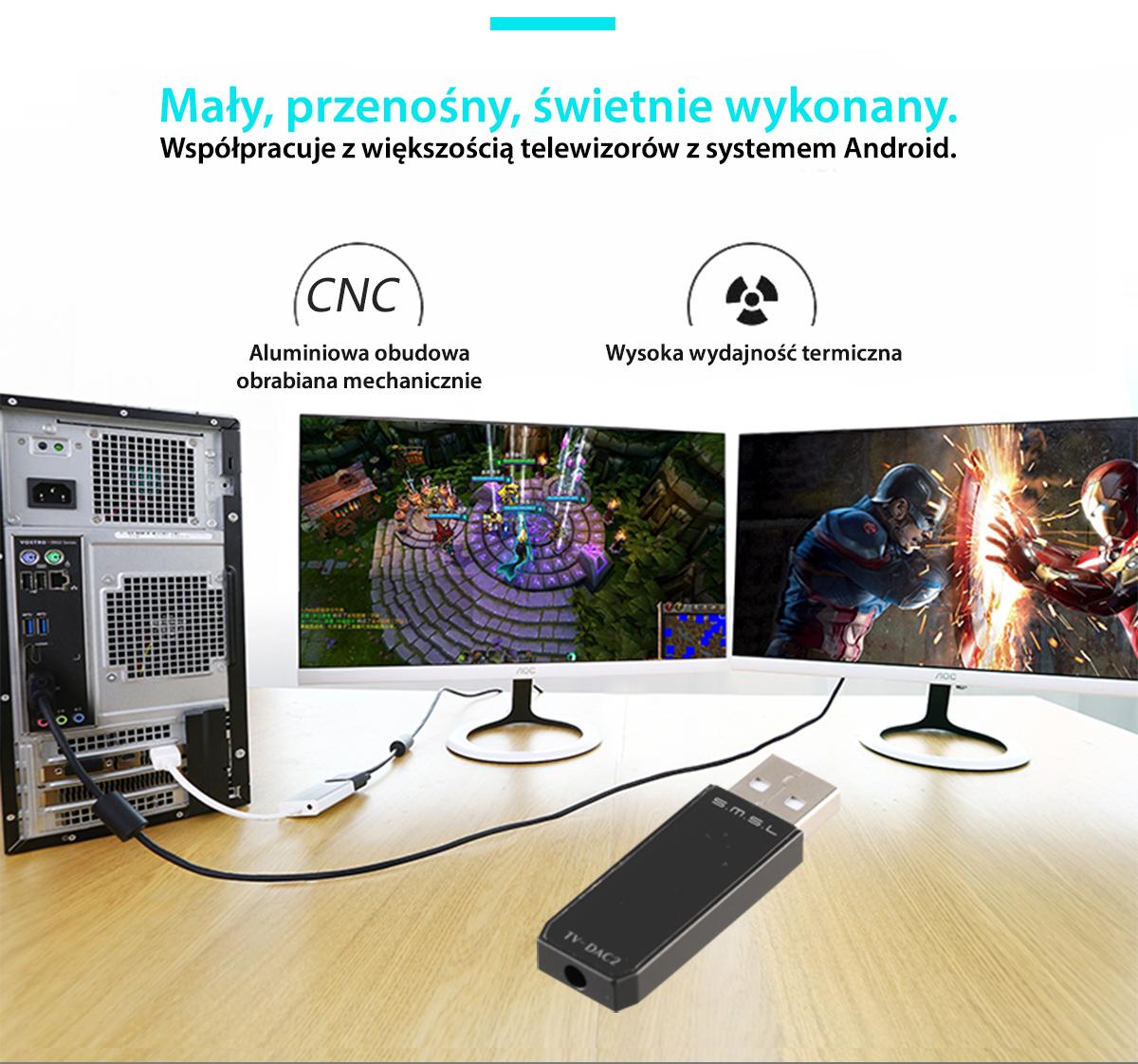 SMSL TV-DAC2